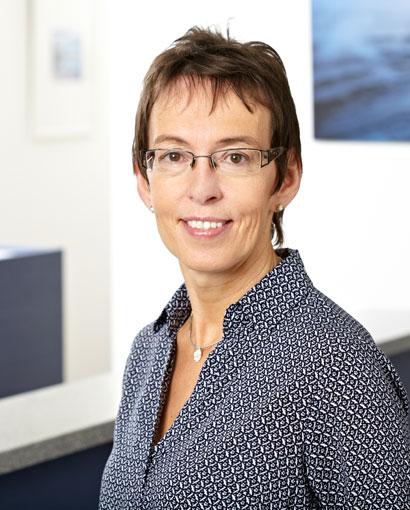 Frau Feinen Porträt